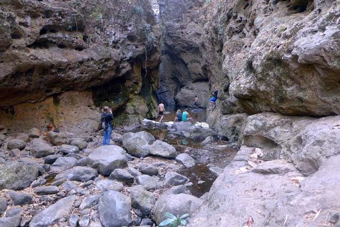 Wasserfall Pai