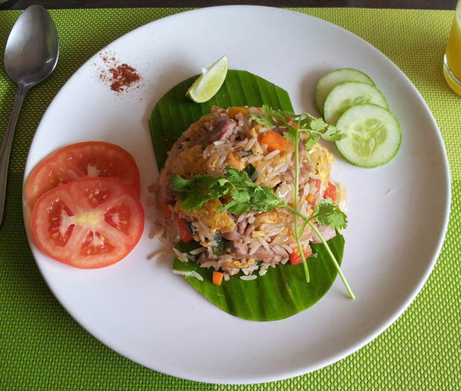 Food Thailand Fried Rice