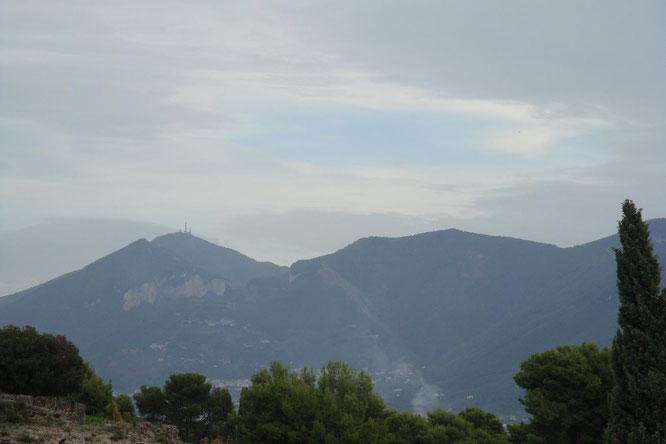 Italien Vesuv