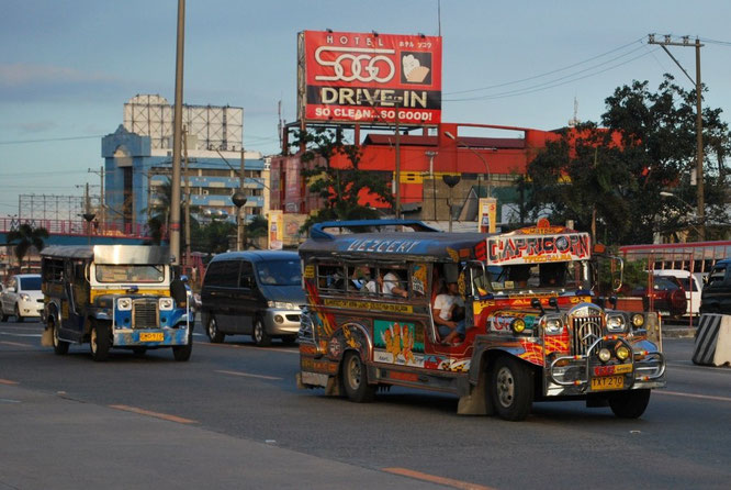 Manila Jeepneys, Copyright by Trishhhh