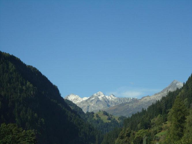 Alpen Schweiz