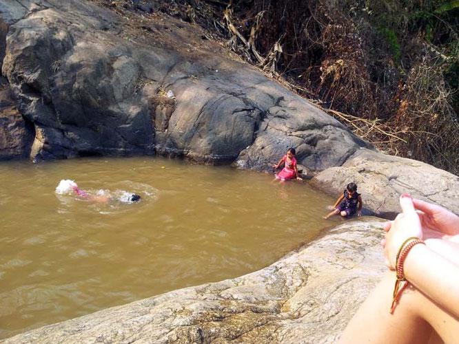 Mor Paeng Wasserfall Pai