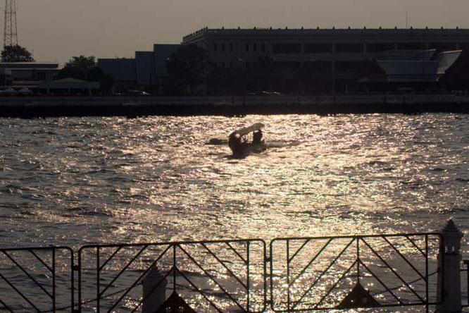River, Bangkok, Thailand
