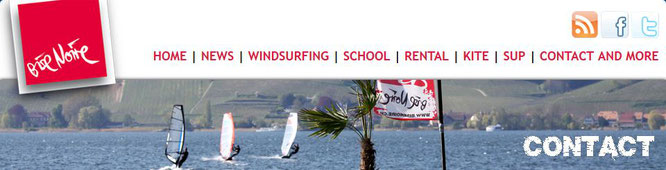 gute Windsurfschule Mittelland