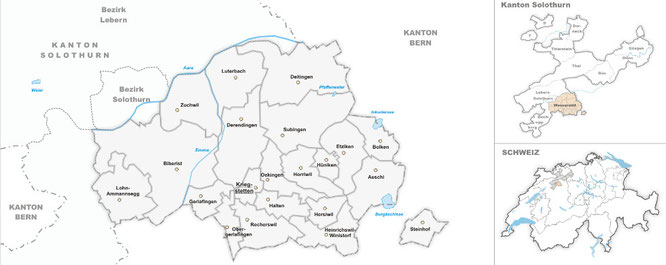 karten tourismus solothurn
