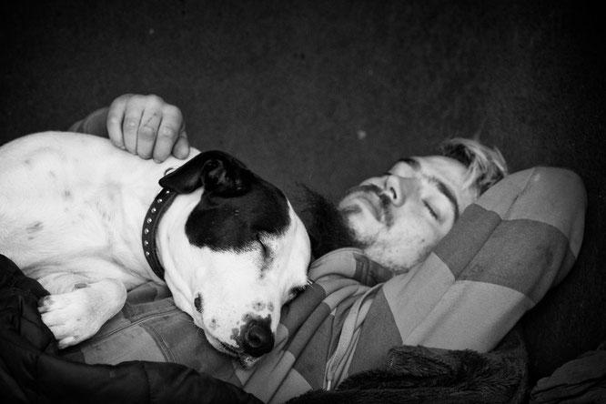 Gregor und Leica