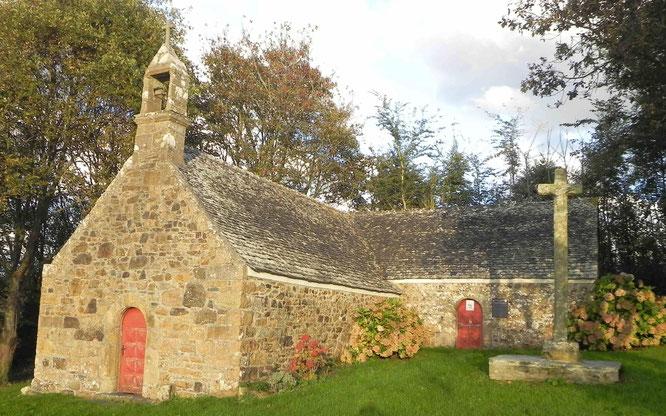 Chapelle Saint Melar (Plougasnou)