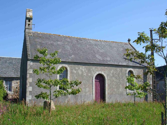 Chapelle de Kermouster (Plougasnou)
