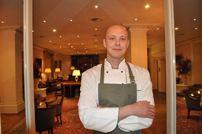 Küchenchef Roland Füssel - Restaurant Sèvres im Grandhotel Hessischer Hof  ©Grandhotel Hessischer Hof