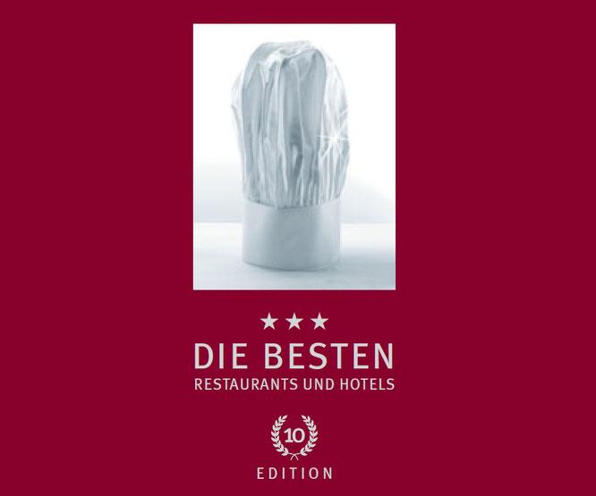 DIE BESTEN Restaurants und Hotels ©Robbe & Berking
