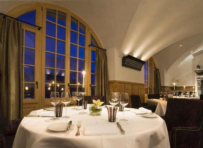 Kulm Hotel St. Moritz_Restaurant_The K