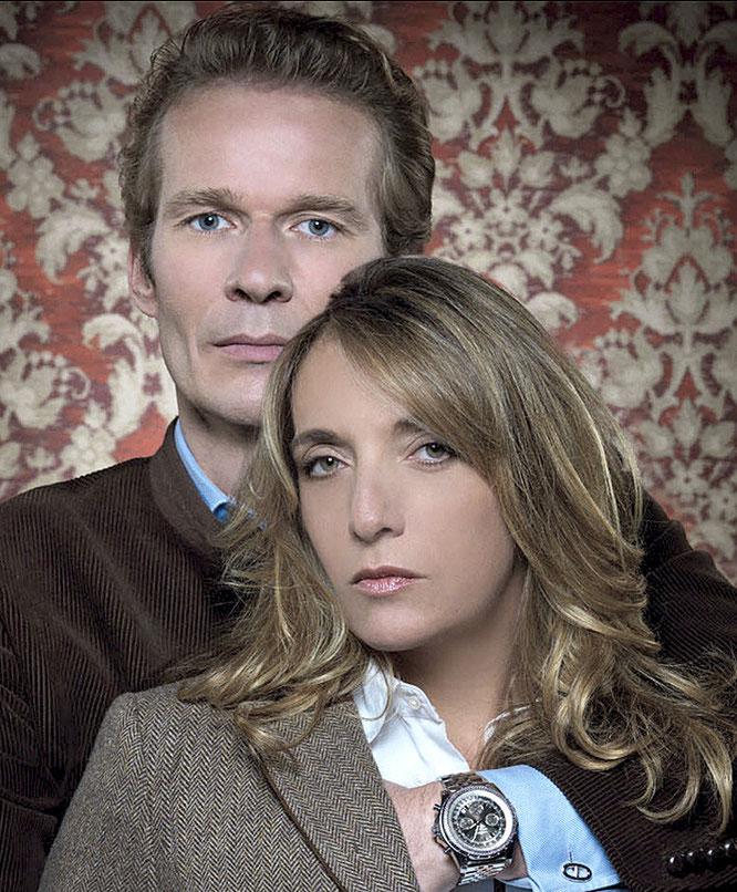 Valérie Reboul Schneider & Rémy Reboul Foto: www.estoublon.com