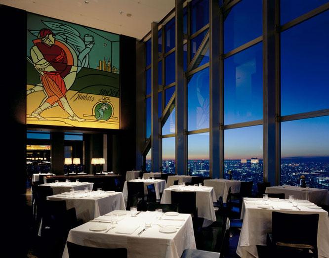 New York Grill & Bar im Park Hyatt Tokyo © Michael Moran