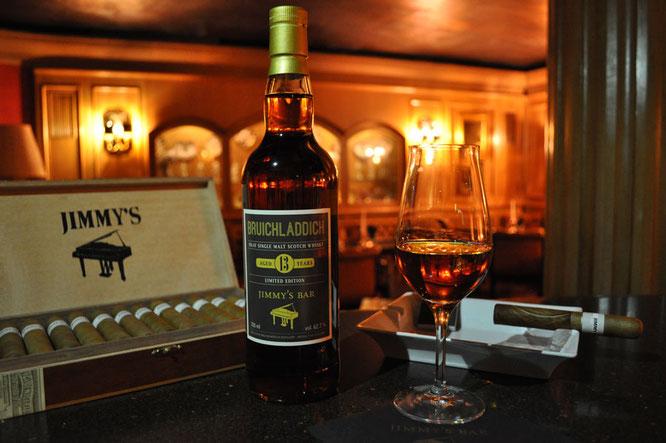 Bruichladdich Single Malt Whisky exklusiv im Grandhotel Hessischer Hof © Grandhotel Hessischer Hof