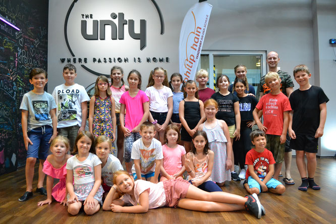 Sommer Tanzcamp  Kids 2019