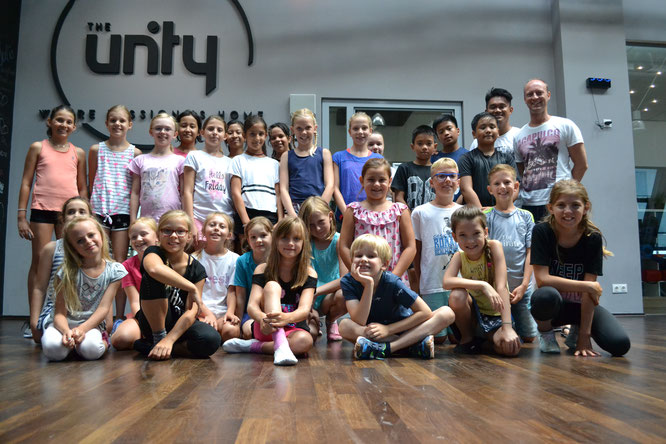 Sommer Tanzcamp Kids 2018