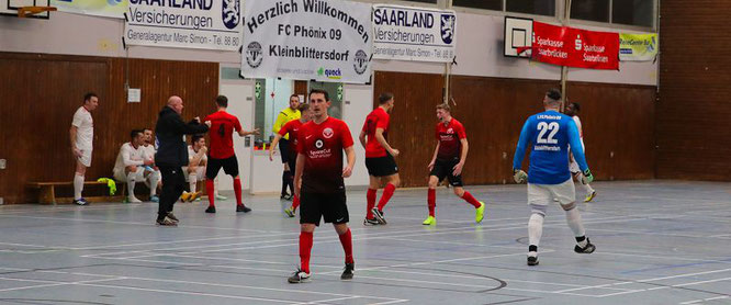 Am Ende jubelte der FC Phönix.