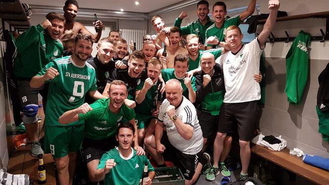 Die U23 des SV Auersmacher gewann das Derby gegen den SC Bliesransbach mit 2:1.