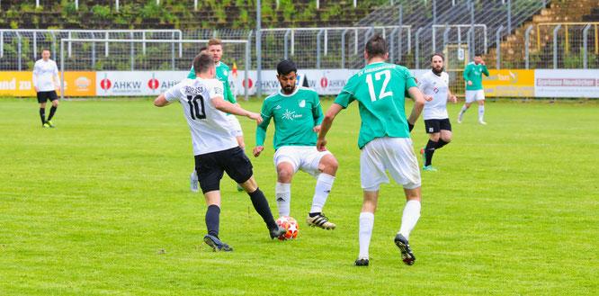 Der SV Auersmacher hat mit 0:1 bei Borussia Neunkirchen verloren und kann damit seine Hoffnungen auf die Meisterschaft begraben.