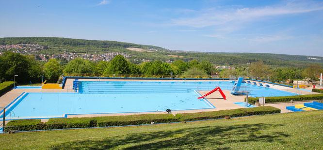 Das Freibad in Kleinblittersdorf feiert in diesem Jahr seinen 50. Geburtstag – allerdings ohne Feier.