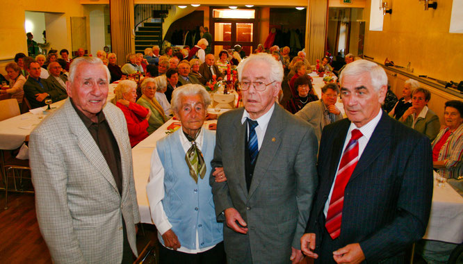 Ein Archivbild vom Bliesransbacher Seniorennachmittag aus dem Jahr 2007.