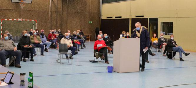 44 Bürger kamen in die Ortsratssitzung am Mittwoch in Bliesransbach.