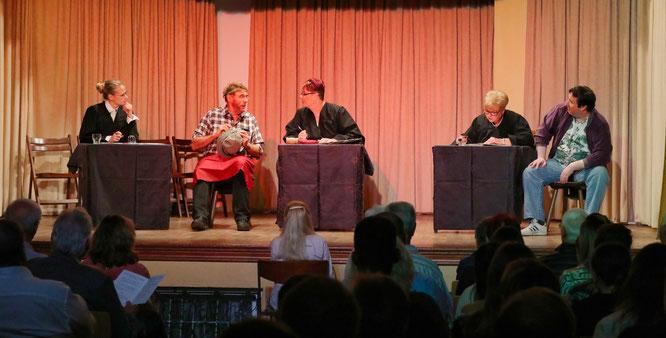 Im vergangenen Jahr war das Mundarttheater in Bliesranbach wieder einmal ein voller Erfolg.