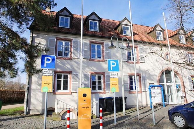 In der Rathausstraße sollen künftig vier Polizisten stationiert werden.