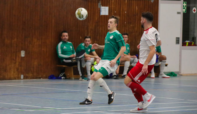 Der SV Auersmacher gewann das Spiel um Platz drei gegen den SV Bliesmengen-Bolchen.