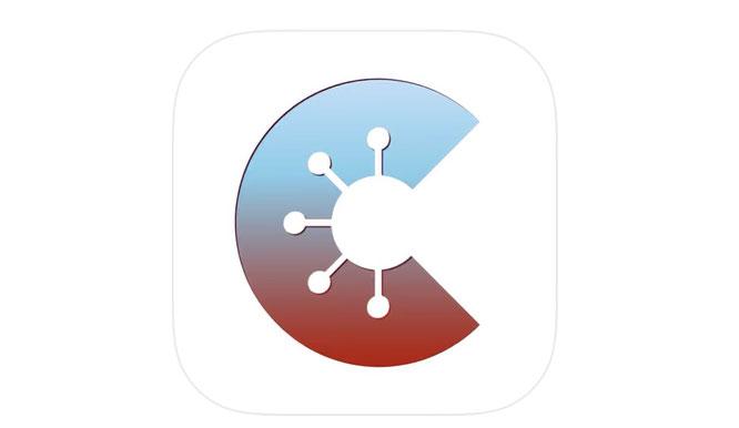 Die Corona Warn-App.