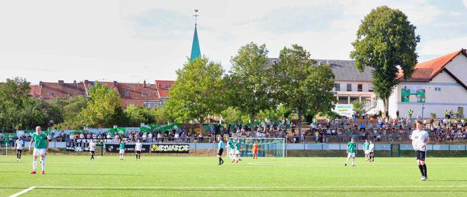 325 Zuschauer werden zu dem Halbfinale am heutigen Dienstag nach Auersmacher kommen.