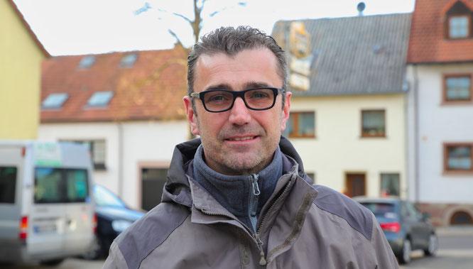 Andreas Hollinger aus Rilchingen-Hanweiler hat sich WÄHLBAR angeschlossen. Im Jahr 2019 kandidierte er als Bürgermeister.