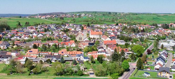 Die Jusos aus Sitterswald kümmern sich um die Menschen in ihrem schönen Ort.