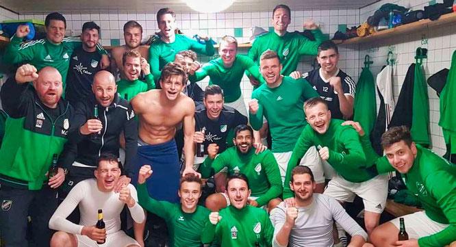 Mit einem 8:0-Sieg gegen die SF 1922 Rehlingen-Fremersdorf ist der SV Auersmacher auf Platz zwei in der Saarlandliga geklettert.