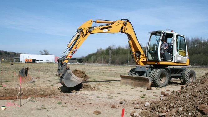Ein weltweit agierendes Unternehmen für Schaltanlagen zieht aufs Saarton-Gelände.