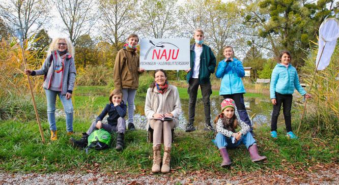 In Kleinblittersdorf wurde die erste Jugend-Naturschutzgruppe des Regionalverbandes gegründet.