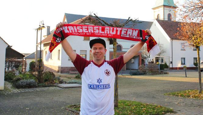 Er tippt beim Spiel 1. FC Kaiserslautern - 1. FC Saarbrücken auf ein 1:1.