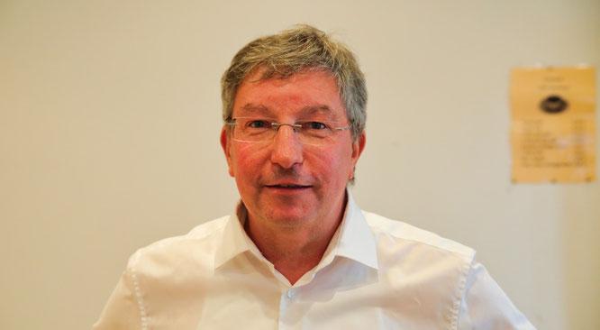 Thomas Unold ist seit 15 Jahren Ortsvorsteher von Auersmacher.