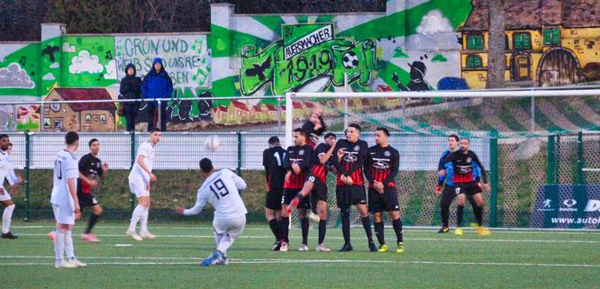 Die U23 des SV Auersmacher gewann 3:1 gegen den SC Altenkessel.
