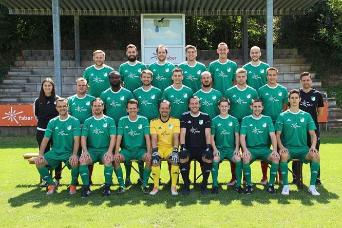 Die dritte Mannschaft des SV Auersmacher.