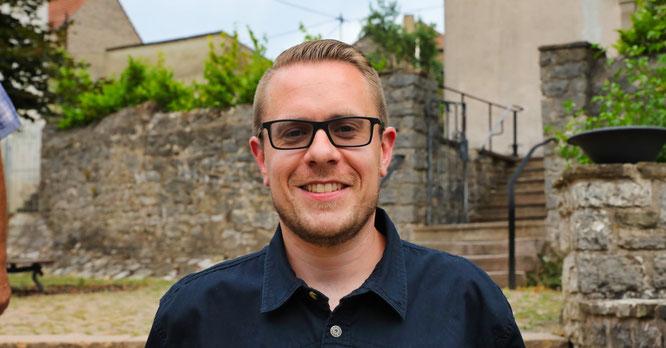 Stephan Weimerich, der neue Ortsvorsteher von Bliesransbach.