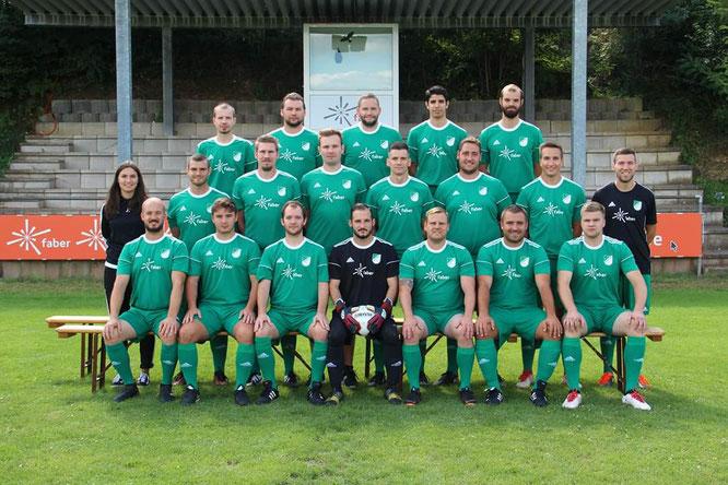 Die vierte Mannschaft des SV Auersmacher.