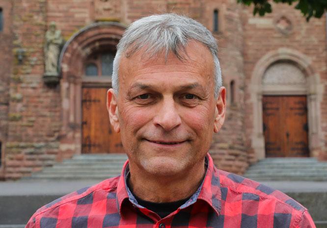 Karl-Peter Fuhr, der neue Ortsvorsteher von Kleinblittersdorf.