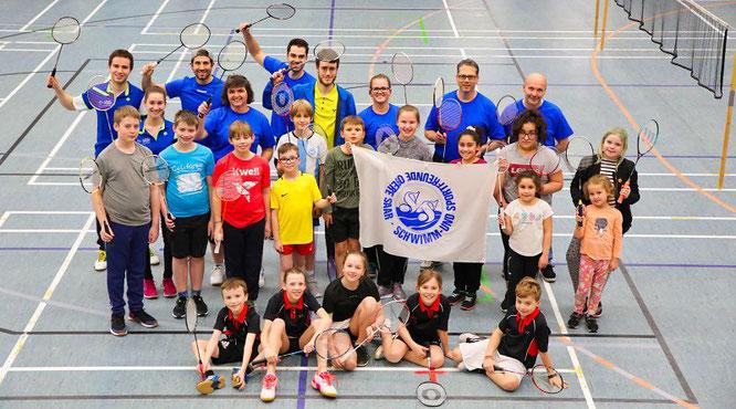 Die Badminton-Spieler der Schwimm- und Sportfreunde Obere Saar erhalten in diesem Jahr die Medaille des Hermann-Neuberger-Preises.