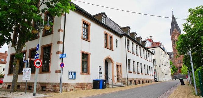 Aus dem Verwaltungsgebäude in der Alte Schulstraße 5 soll ein Ärztehaus werden.