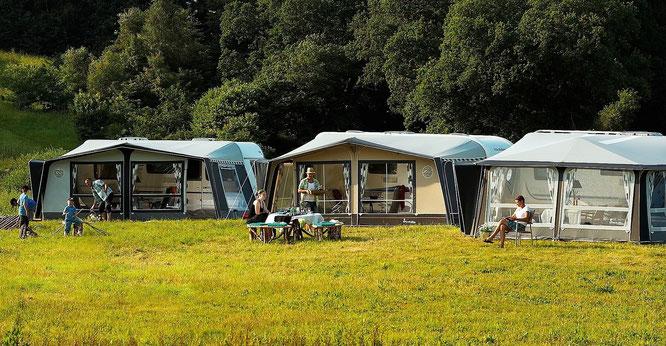 Campingplätze dürfen wieder öffnen.