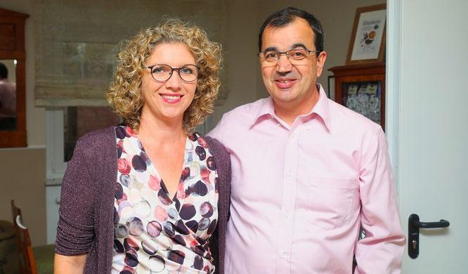 Im September eröffneten Gabi und Michael Forster das Dorfcafé in Rilchingen-Hanweiler.