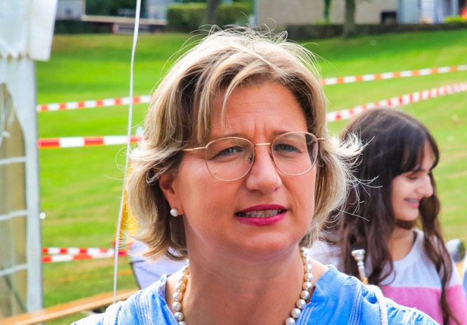Archiv-Foto: Die Saarländische Wirtschaftsministerin Anke Rehlinger.