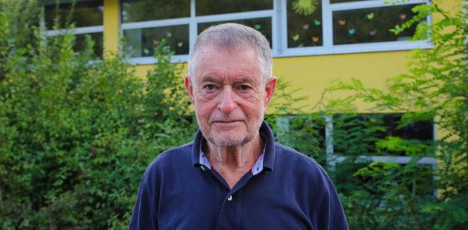 Manfred Hoffmann aus Auersmacher.