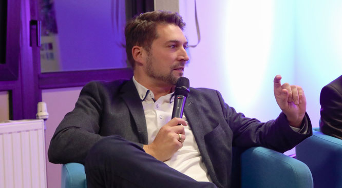 Uwe Conradt, Oberbürgermeister der Landeshauptstadt Saarbrücken.